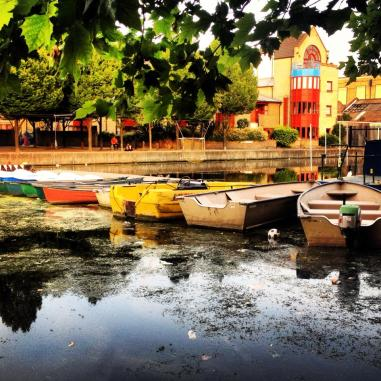 Afternoon in Regent's Canal