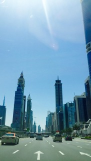 Sheikh Zayed Highway